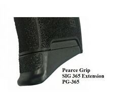 Pearce Grip PG-365 Finger Extension Only - for SIG 365 P365 10rd Magazine - NEW