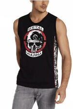 Metal Mulisha Mens Battleready Jersey Tank Tee T-shirt Size S