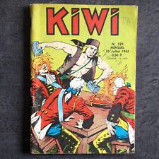 KIWI N° 123 - BLEK - LUG 1965 - TBE