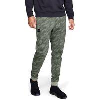 Homme Under Armour/Ua Rival Polaire Camouflage Jogging Pantalon Neuf 1322032/L