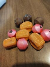 New listing Lot Number 79. Ceramic Macrame Beads Assorted
