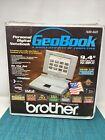 Brother Geobook personal digital notebook NB-60 IN original BOX-COMPLETE