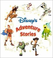 Disneys Adventure Stories (Disney Storybook Collections) by Sarah Heller