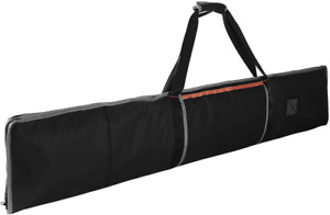 Guide Rail Bag Double Side Padding Track Saw Protective Carrying Case Black