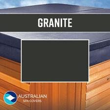 Australian Made Spa Cover 2010x2005mm radius 300mm Granite