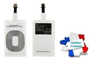 Patch Récepteur Qi sans fil pour Apple iPhone 7 / 7 Plus / 6 / 6 Plus / 6S / SE