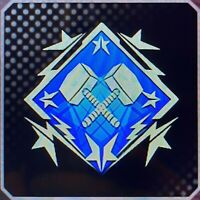 Apex legends 4k Damage Badge (Play Station)