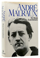 Jean Lacouture ANDRE MALRAUX  1st Edition 1st Printing