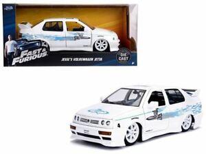 1:24 Jesse's Volkswagen Jetta -- Fast & Furious JADA