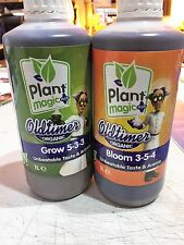 PLANT MAGIC OLD TIMER GROW & BLOOM 1L