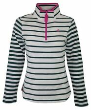Joules Cotton Zip Neck Hoodies & Sweats for Women