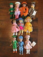 McDONALDS MADAME ALEXANDER Lot of 10  Dolls #4  (B-9)