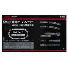 Rokuhan R062 Double Track Oval Set - Z