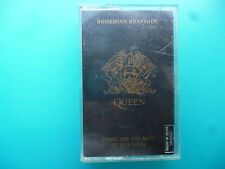 "QUEEN  "" THESE ARE THE DAYS OF OUR LIFE ""  CASSETTE SINGLE ( 2 TRACKS )"