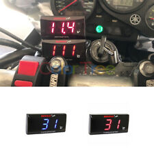 Universal Motorcycle Water Temp Gauge Temperature Meter Temperature Elec Gauge