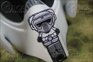 Orca Industries Morale Patch Scout Storm Trooper Star Wars SciFi Collectable