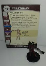 DUNGEONS & DRAGONS - Tiefling Warlock 2008 Wizard 47/60 Sealed New Role Playing
