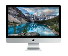 "Apple iMac 27"" 5k i7 4.0GHZ RAM 32GB 512 SSD Flash fine 2015 BTO/CTO 4gb Graphic"