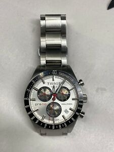 Tissot PRS 516 Men's Watch Quartz Silver Stainless Steel