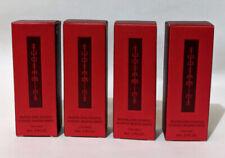 Shiseido Eudermine Revitalizing Essence LOT Of  4 Travel Sz 8ml ea= 32ml/ 1.08oz