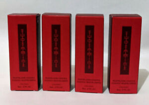 Shiseido Eudermine Revitalizing Essence LOT Of  4 Travel Sz 8ml ea= 32ml/ 1.08oz