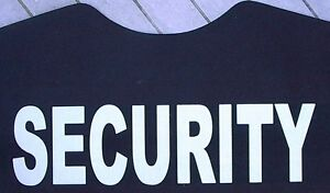 3 white. transfers security pack of 3 iron on transfers white for T-SHIRTS etc.
