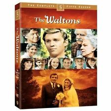 The Waltons - The Complete Fifth Season (DVD, 2007, 5-Disc Set) NEW Sealed