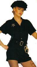 COSTUME DEGUISEMENT ADULTE POLICIERE SEXY UNIFORME TENU T.S COP FEMME 4422