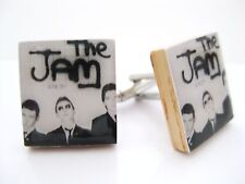 The Jam Cufflinks In the City The Jam handmade Cufflinks Unique Gift Jam Fan