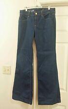 J Crew Flare /Wide Leg Denim Size 30 Jeans