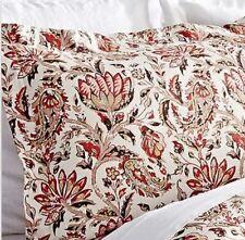 Pottery Barn Paisley Pillow Shams
