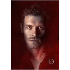 The Originals Joseph Morgan as Klaus Mikaelson Red Hue 8 x 10 inch photo