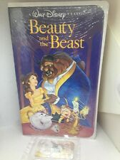 Beauty and the Beast (VHS, 1992)