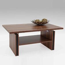 Couchtisch DILA 2 Zwetschge Nachbildung Beistelltisch Wohnzimmertisch Tisch