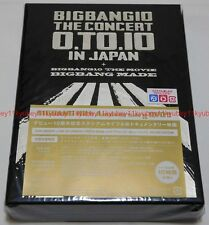BIGBANG BIGBANG10 THE CONCERT 0.TO.10 IN JAPAN Deluxe Edition DVD CD Photo Book
