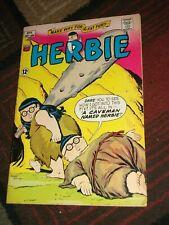 Herbie #6 (1965, ACG) The Fat Fury, Ogden Whitney cover & art (Fine/Fine+)