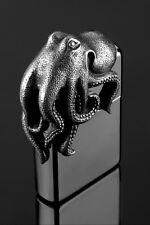 Zippo Lighter ● Octopus 3D Limited Edition ● 2004772 New Neu ● B1