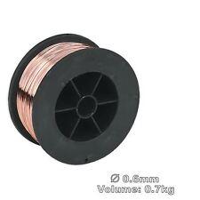 Sealey High Quality Welding Mild Steel MIG Wire 0.7kg 0.6mm Manafactured BSEN440