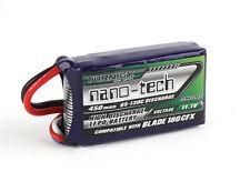 Turnigy nano-tech 450mAh 3S 65C Lipo E-Flite Blade 180 CFX Battery EFLB4503SJ30