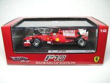 Ferrari F2010 N° 7 Para Massa Bahrain GP 2010