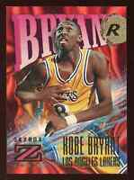 1996-97 Skybox Z Force Kobe Bryant #142 Rookie Card RC Los Angeles Lakers HOF