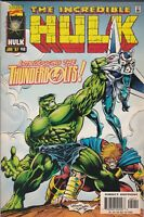 The Incredible Hulk #449 1st App. Thunderbolts (1997)
