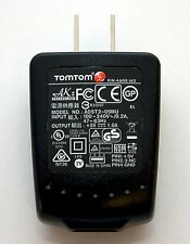 ORIGINAL TomTom USB Home Charger AC Adapter ONE 140S 130S 125 XL XLS 3rd v3 EASE