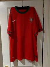 Nike Portugal Soccer Football Jersey XL
