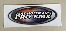 """Mat Hoffman's Pro BMX Sticker 6.5"""""""