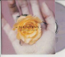MADONNA Bedtime Stories 2 TRACK GERMAN MAVERICK CARDslv CD SINGLE