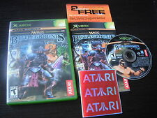 Microsoft Xbox complete in case Magic the Gathering Battlegrounds tested