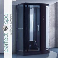 LUXUS Dampfdusche Pisa Dampfbad Duschtempel Dusche Duschkabine Dusch-Kabinett