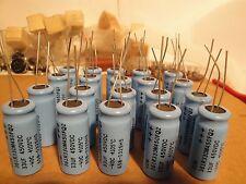 20 Ea - 33 Uf 450V Radial Electolytic Tube Audio Amplifier Capacitor