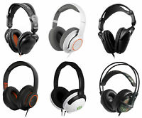 SteelSeries Over-the-Ear Gaming Headsets for PC, Mac, Tablet and Smartphones